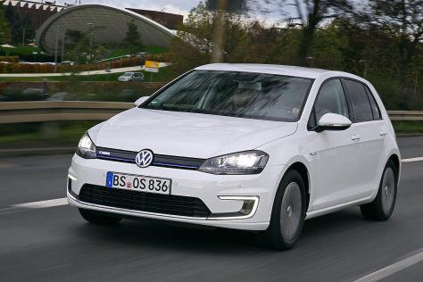 Vw E Golf Vw Golf Plug In Hybrid Erste Ausfahrt Autobildde