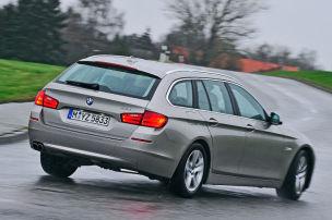 BMW 5er Touring im Dauertest