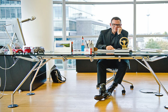 Interview: Peter Schreyer über Design, Familie und Korea