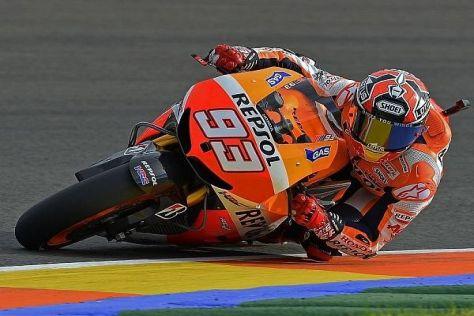 Der Spanier Marc Marquez ist MotoGP-Weltmeister 2013