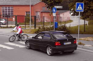 Tatort Zebrastreifen