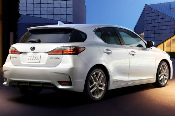 Lexus CT 200h Facelift