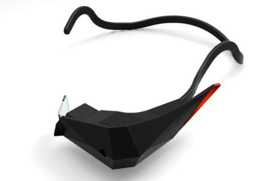 Nissan 3E Internet-Brille
