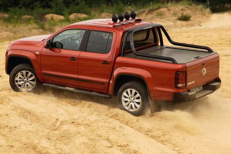 VW Amarok: Rückruf