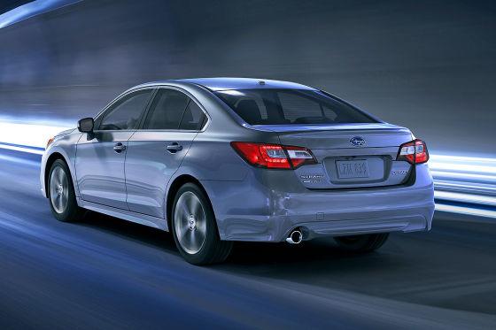 Subaru Legacy Concept (2013)