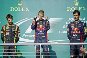 Vettel unerbittlich