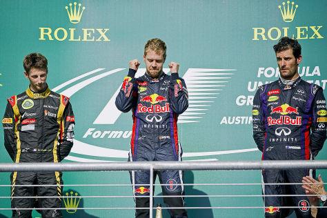 Formel 1: GP USA 2013