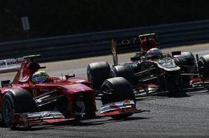 Lotus in Sao Paulo: Kann man Ferrari noch abfangen?