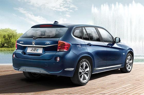 Elektro-Klon von BMW für China
