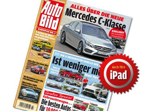 Titel Auto Bild 47-2013 iPad