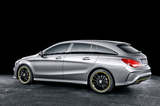 mercedes cla shooting brake 2015 alle preise. Black Bedroom Furniture Sets. Home Design Ideas