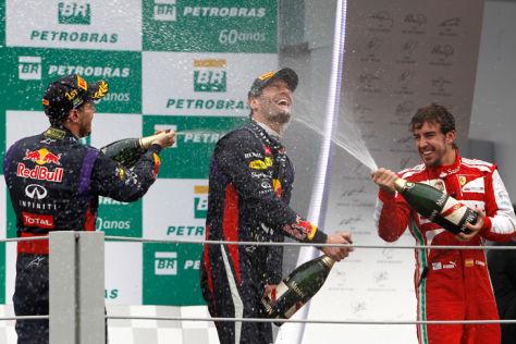 Formel 1: GP Brasilien 2013