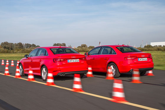 Audi A3 Audi A4