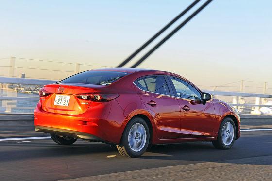 Mazda3 (Axela) Hybrid