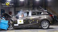 Mazda3 2.0 Cuore im Euro NCAP Crashtest