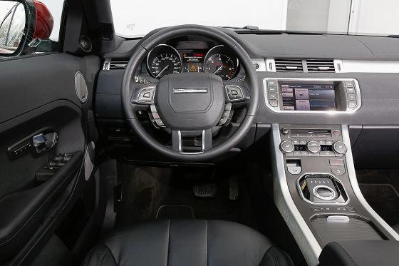 Range Rover Larte Evoque SD4
