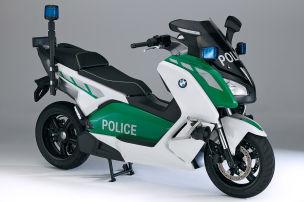 E-Scooter für die Polizei