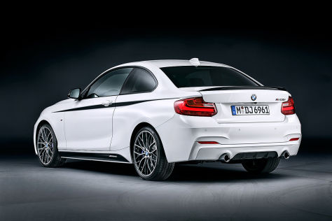 bmw 2er coup m performance zubeh r f r alle modelle. Black Bedroom Furniture Sets. Home Design Ideas