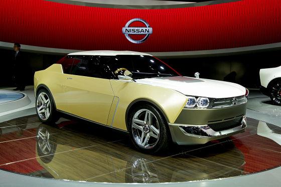 Nissan IDx Freeflow: Sitzprobe