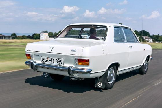 Opel Kadett L 1100 S Automatic