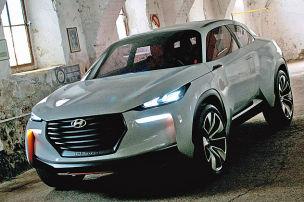 Das neue Hyundai-SUV