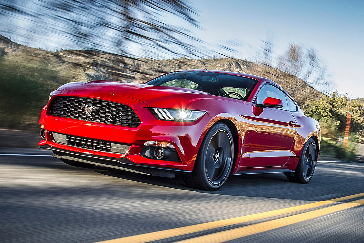 Ford Mustang 2014: Europa-Preise