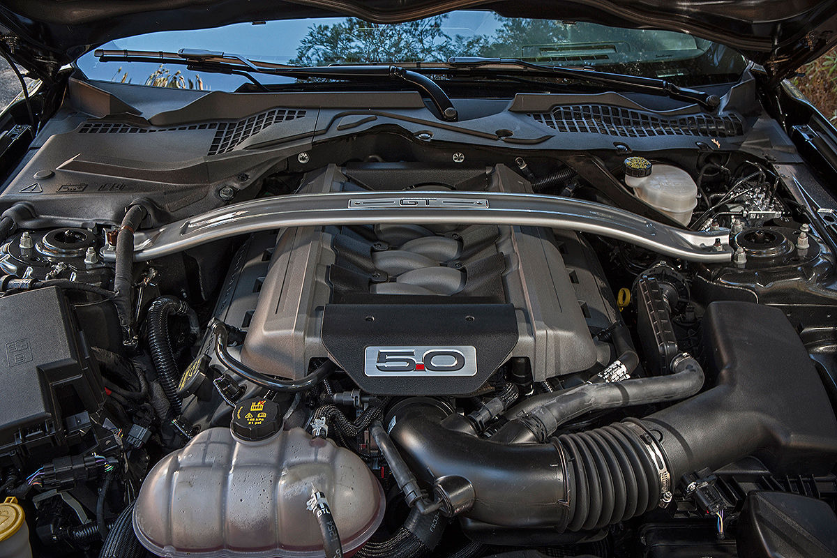 Ford Mustang Coupé (2014): Fünfliter-V8