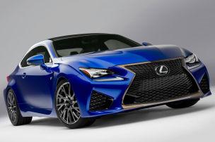 Stärkster Lexus-V8