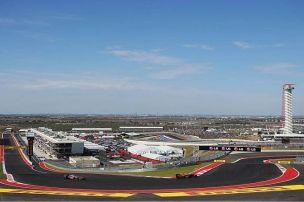 Austin-Grand-Prix überschneidet sich mit NASCAR in Texas