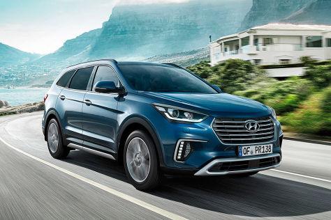 Hyundai Grand Santa Fe (2016): Vorstellung Facelift ...