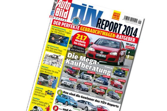 TÜV-Report 2014