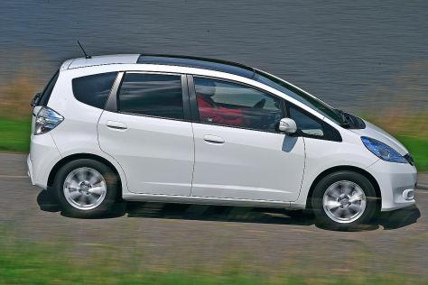 Honda Jazz Hybrid Im Dauertest Autobildde