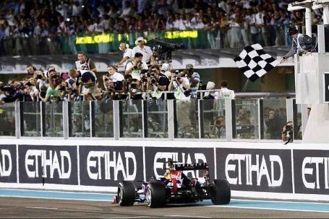 Vettel hätte nach den neuen Regeln auf seine 2013er Krönung länger gewartet