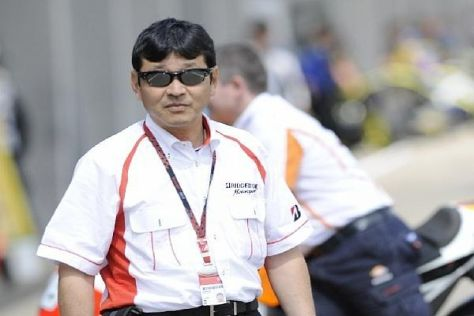 Hiroshi Yamada blickt zufrieden auf die MotoGP-Saison 2013 zurück