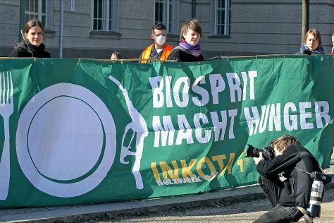 Biosprit: EU verschiebt Entscheidung