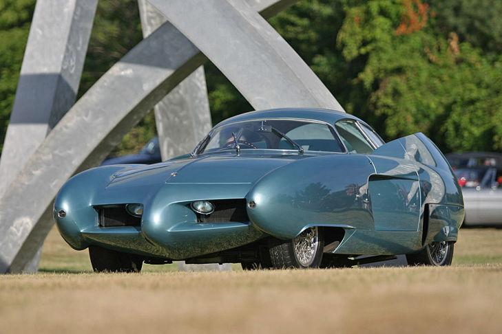 Wie von einem andern Stern: Die heißesten Concept Cars