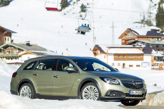 Opel Insignia Country Tourer Cockpit