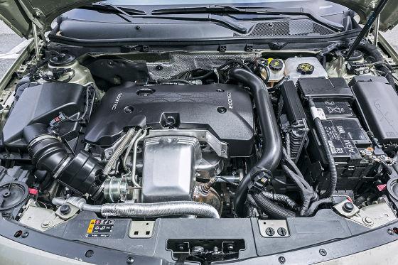 Opel Insignia Country Tourer Motor