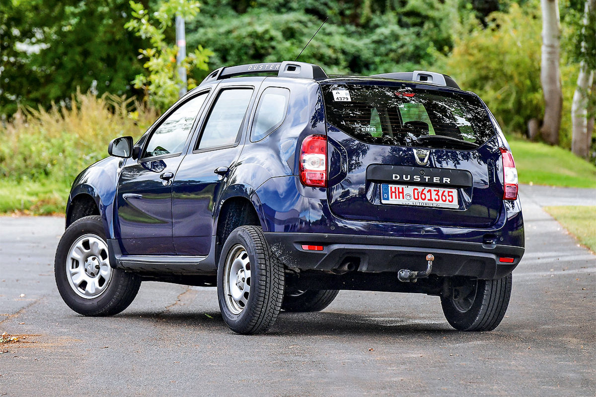 Gebrauchter Dacia Duster im Test