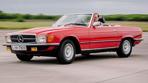 Mercedes SL R 107: Kaufberatung