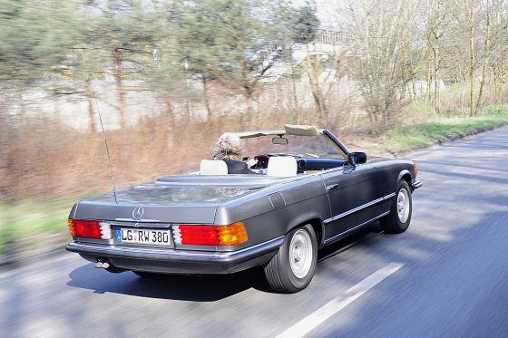 Mercedes 420 SL