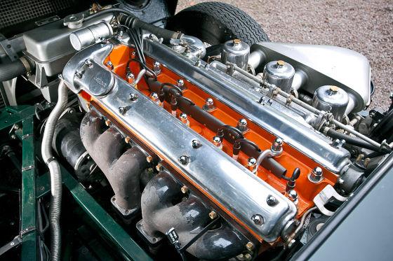 Jaguar E-Type 3.8 Litre OTS