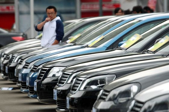 USA und China heben Laune der Autobauer