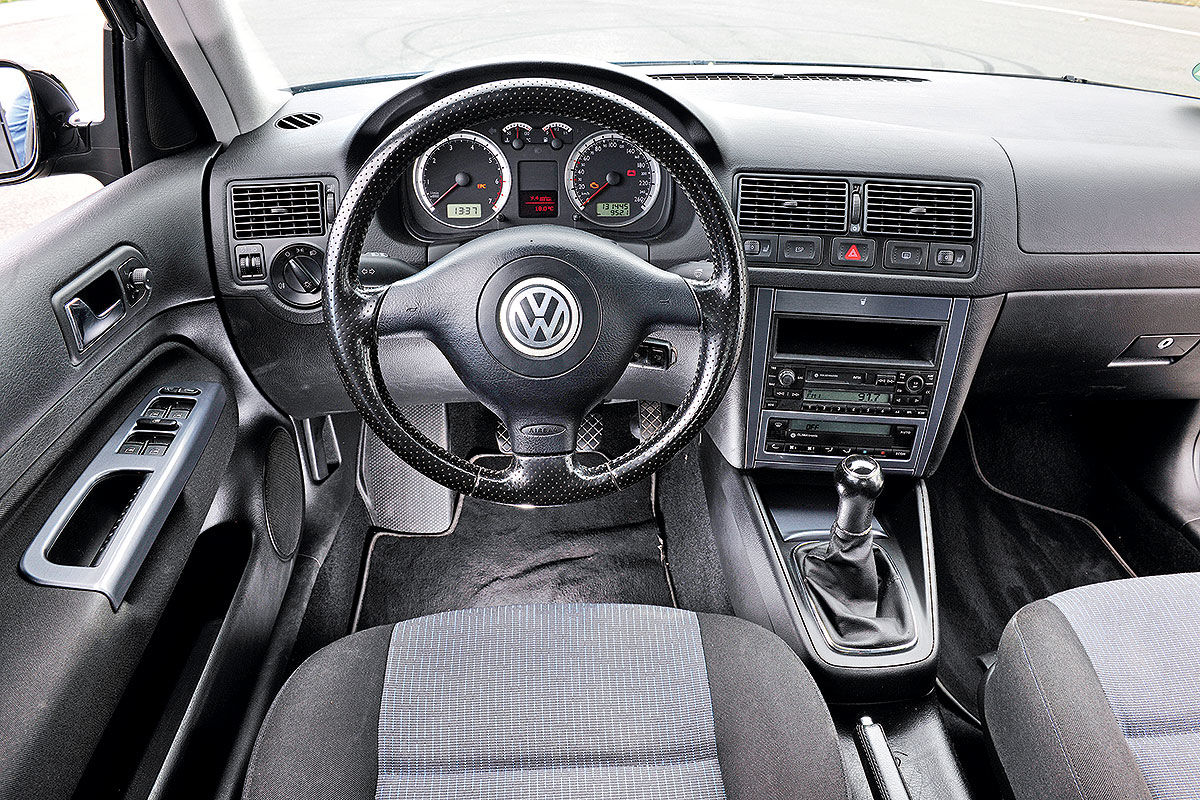 VW Golf IV 1.4