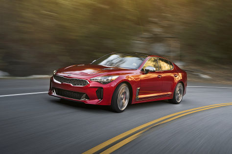 Kia Stinger 2017 Gt Preis Test Leasing Launch Control