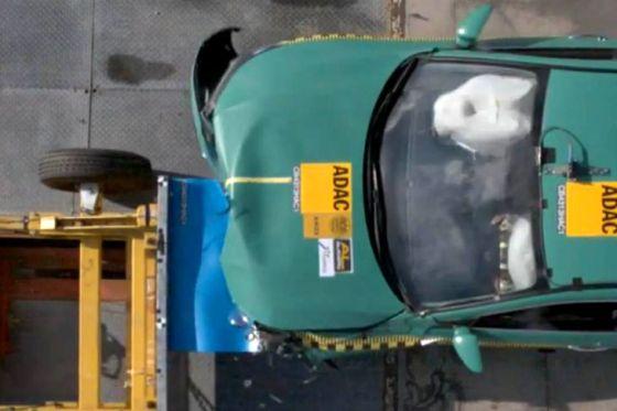 Honda Accord (USA) ADAC Crashtest