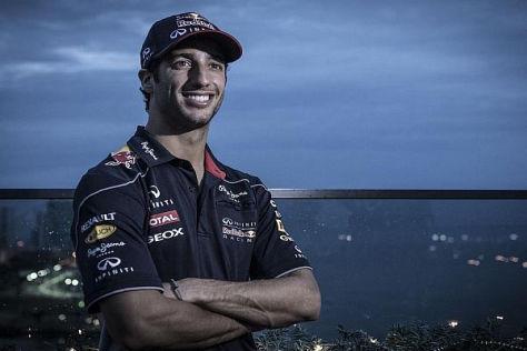 Kann Daniel Ricciardo seinem Teamkollegen Sebastian Vettel so richtig einheizen?