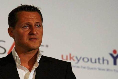 Michael Schumachers Zustand wird momentan als sehr kritisch eingestuft