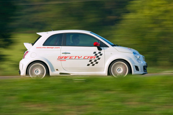 MS-Design 500 Abarth Cup Sport