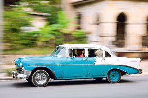 Neue Autos für Kuba